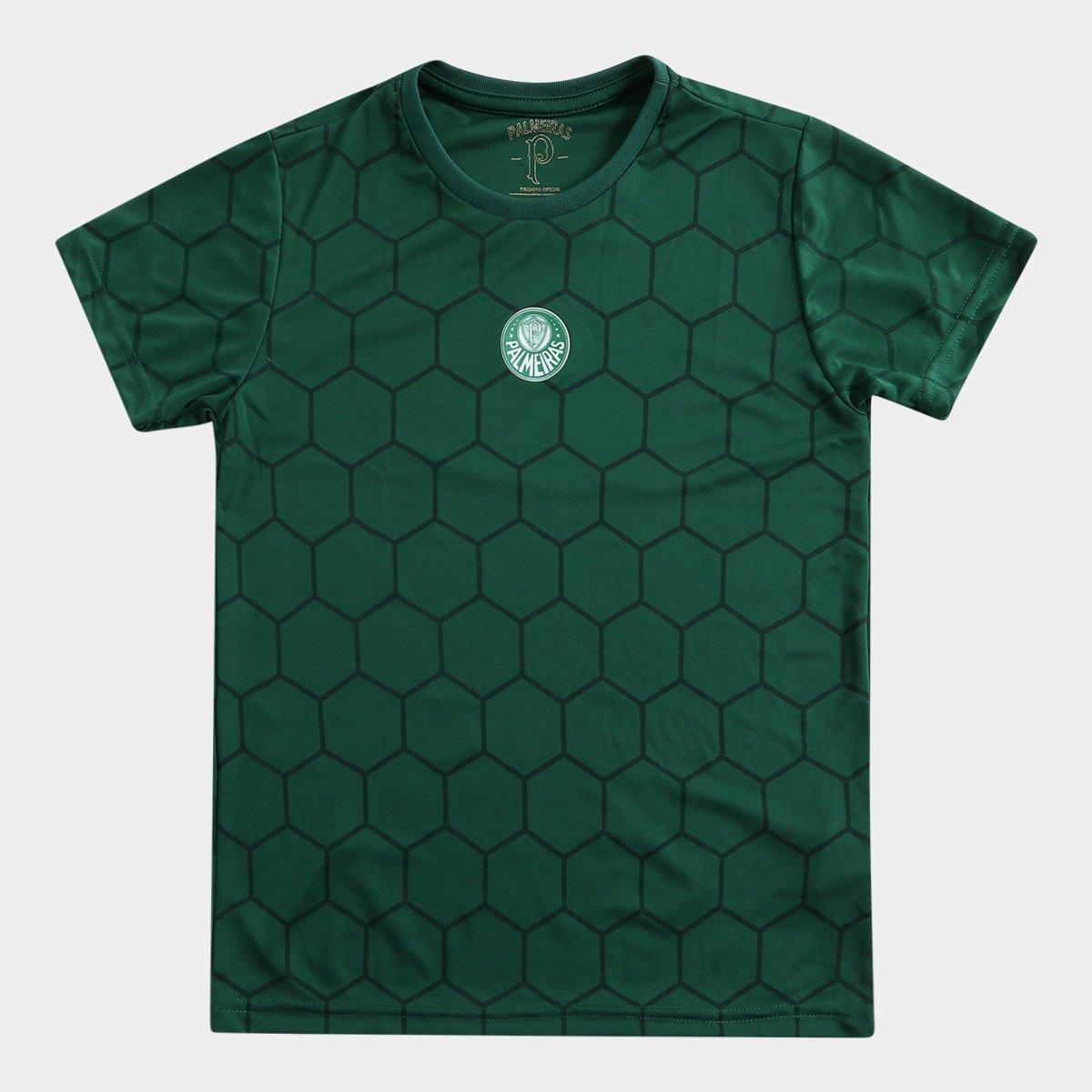 4601cc16d4 Camiseta Palmeiras Infantil Sublimada Ton - Compre Agora