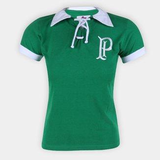 Camiseta Palmeiras Retrô 1915 Feminina