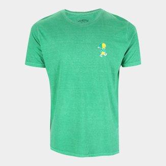 Camiseta Palmeiras Stonada Periquito Masculina