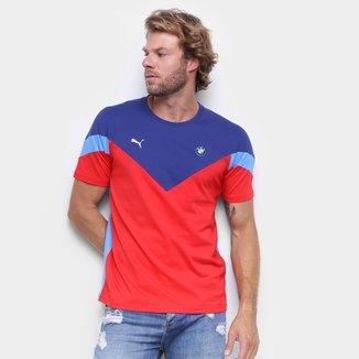 Camiseta Puma BMW MMS MCS Masculina