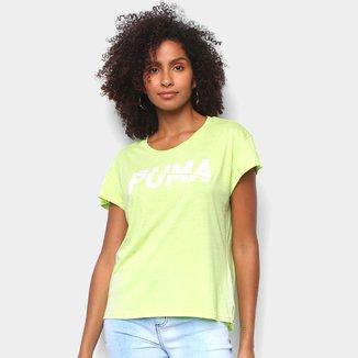 Camiseta Puma Mordern Sports Feminina