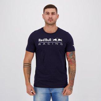 Camiseta Puma RBR Logo Masculina