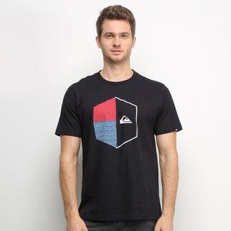 Camiseta Quiksilver Galactic Heart Masculina