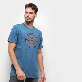 Camiseta Quiksilver Go Around Masculina