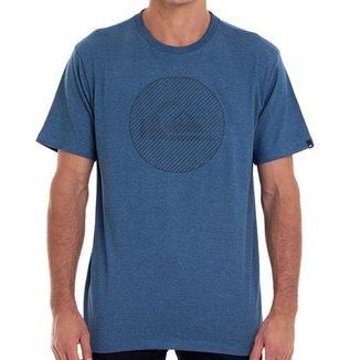 Camiseta Quiksilver Informal Disco Masculina