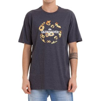 Camiseta Quiksilver Summers Ends Masculina