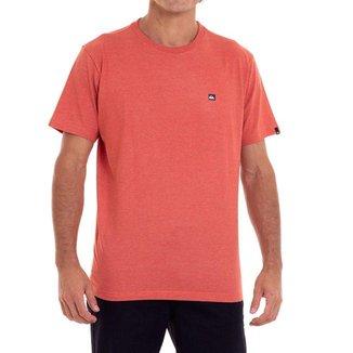Camiseta Quiksilver Transfer Masculina