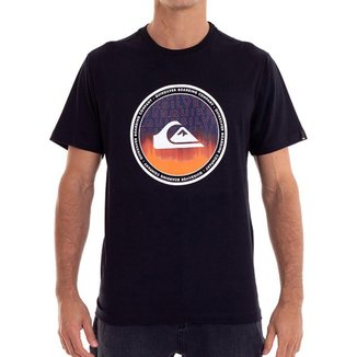 Camiseta Quiksilver World Surge Masculina