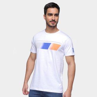 Camiseta RB111 Rubens Barrichello Speed Masculina