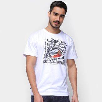 Camiseta Rip Curl Animals Masculina