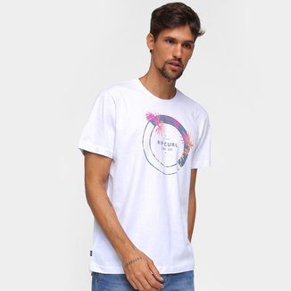 Camiseta Rip Curl Circle Filter Masculina