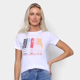 Camiseta Rip Curl Goldn State Feminina