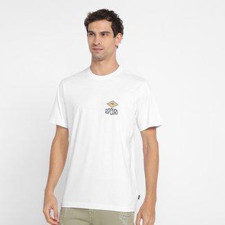 Camiseta Rip Curl Psych Shred Teepsych S Masculina