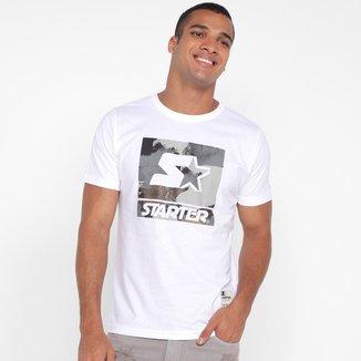 Camiseta Starter Box Camo Masculina