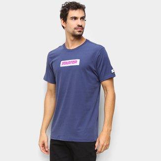 Camiseta Starter Central Logo Masculina