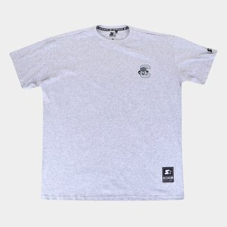 Camiseta Starter Compton Plus Size Masculina