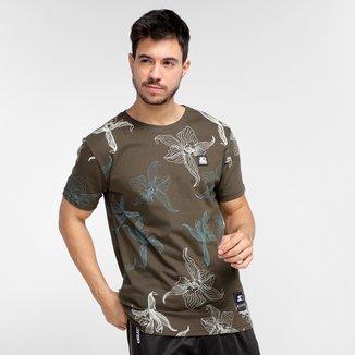 Camiseta Starter Flower Masculina