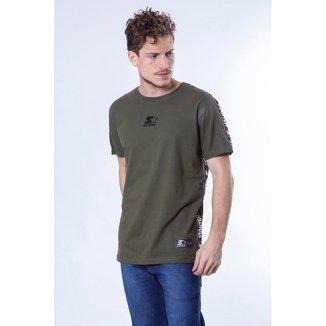 Camiseta Starter Logo Masculina