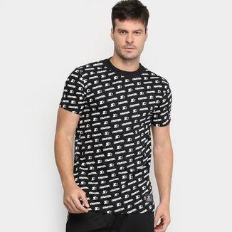 Camiseta Starter Logoline Full Print Masculina