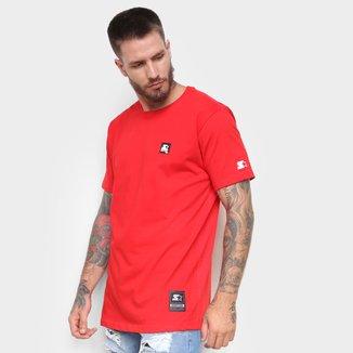 Camiseta Starter Patch Masculina