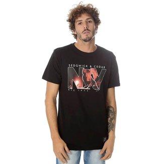Camiseta Starter S&C DJ Masculina