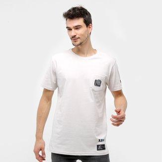 Camiseta Starter Skate Bolso Masculina