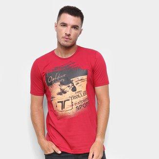 Camiseta Troller Extreme Sport Masculina