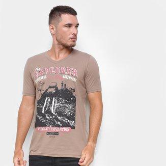 Camiseta Troller Wildlife Expedition Masculina