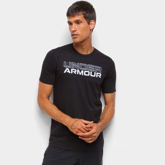 Camiseta Under Armour Back Graphic Masculina