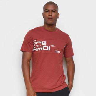 Camiseta Under Armour Pocket Masculina