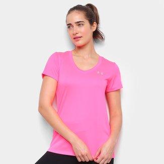 Camiseta Under Armour Short Feminina