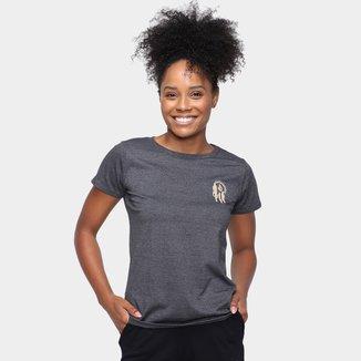 Camiseta Volcom Silk Lock It Up Feminina