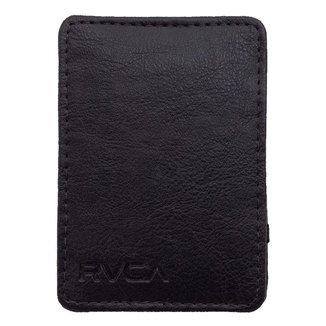 Carteira RVCA Magic Leather