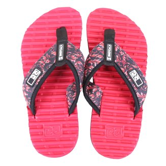 Chinelo Cyclone Deck Monster Est Roma Masculino