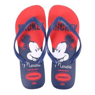Chinelo Havaianas Top Disney Mickey
