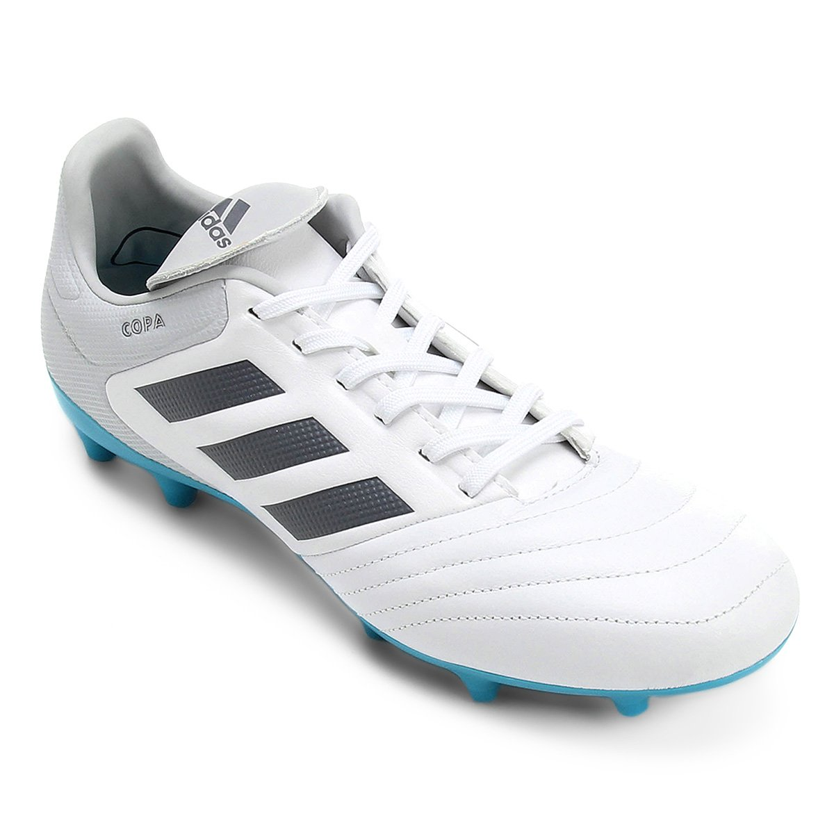 7fb7cfd28 Chuteira Campo Adidas Copa 17.3 FG - Branco - Compre Agora