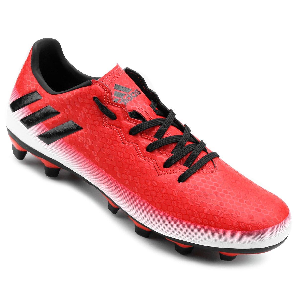 63d20b16d5b2f Chuteira Campo Adidas Messi 16.4 FXG Masculina - Compre Agora ...