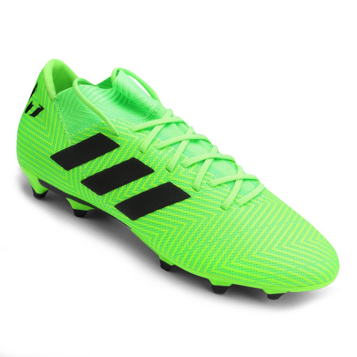 new style 97f84 a3e7b Chuteira Campo Adidas Nemeziz Messi 18 3 FG - Compre Agora   Allianz Parque  Shop
