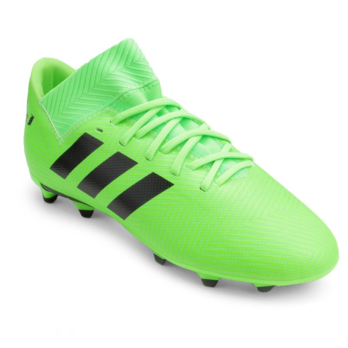 2d48d5befe6e Chuteira Campo Infantil Adidas Nemeziz Messi 18 3 FG - Compre Agora ...