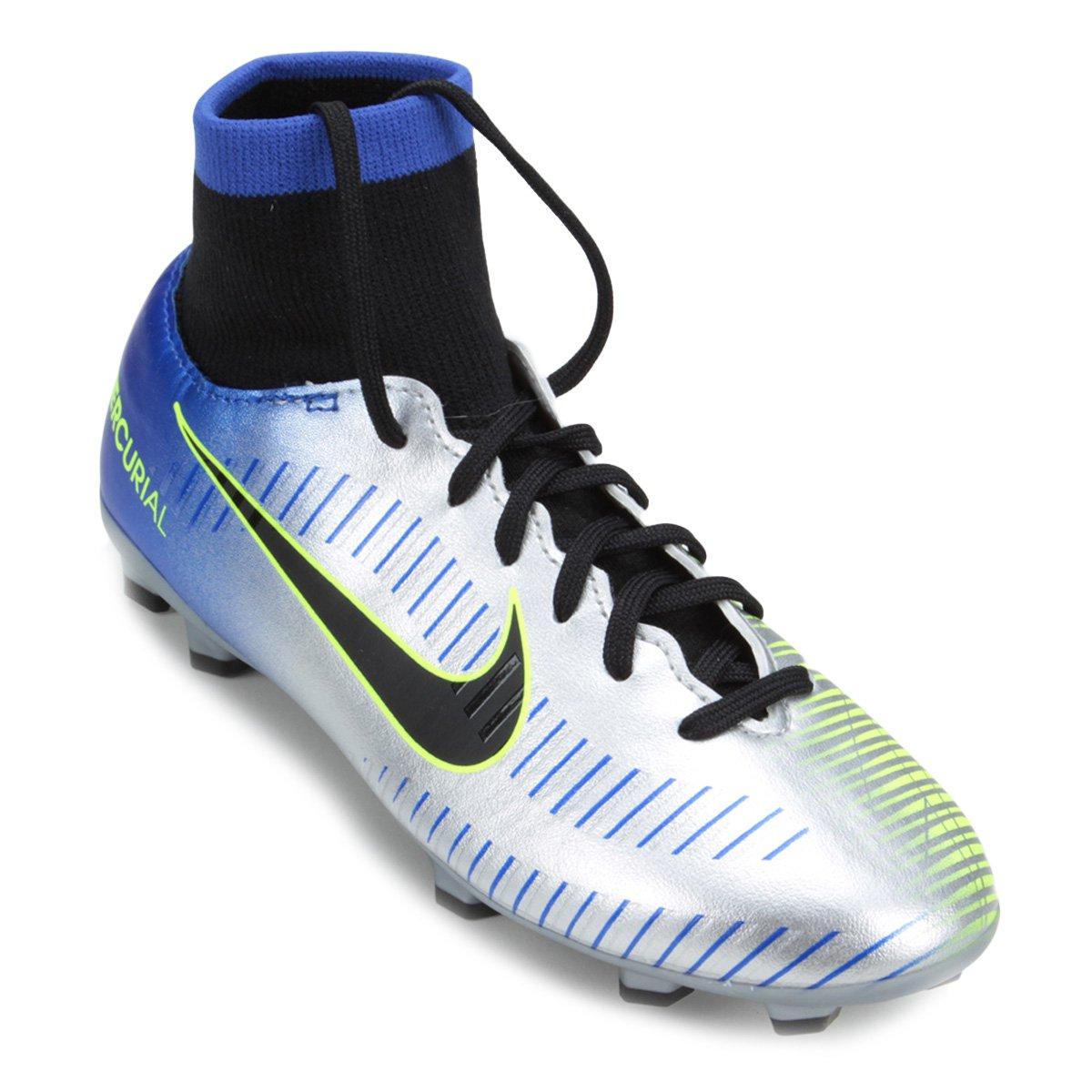 d3d84f1d7e157 Chuteira Campo Infantil Nike Mercurial Victory 6 DF Neymar Jr FG - Compre  Agora