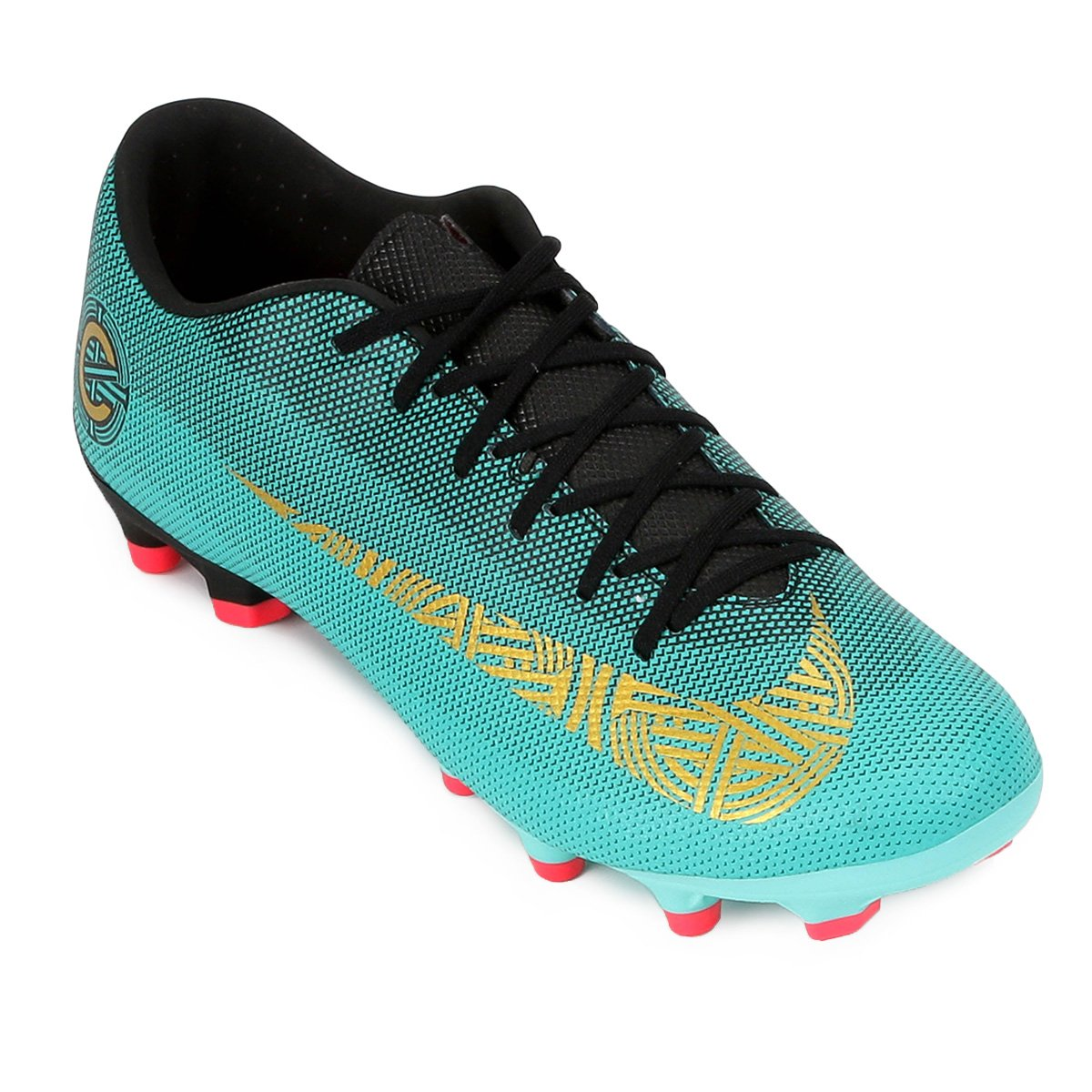 Chuteira Campo Nike Mercurial Vapor 12 Academy CR7 MG - Compre Agora ... 0391c644ec3e8
