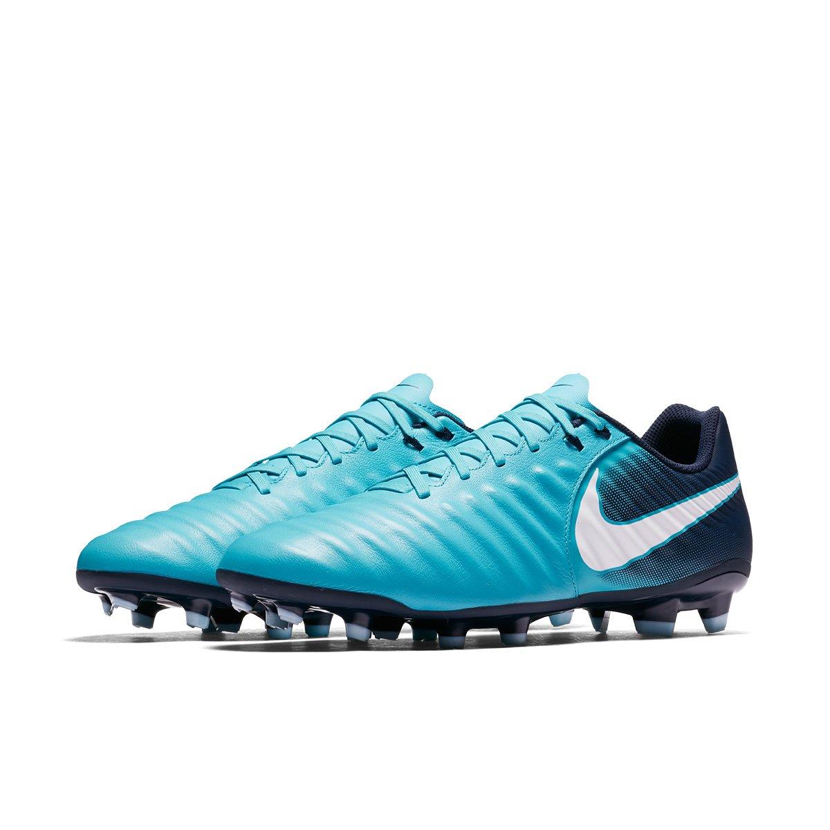 Chuteira Campo Nike Tiempo Ligera 4 Fg Masculina Compre Agora 32d7222cdfdf7