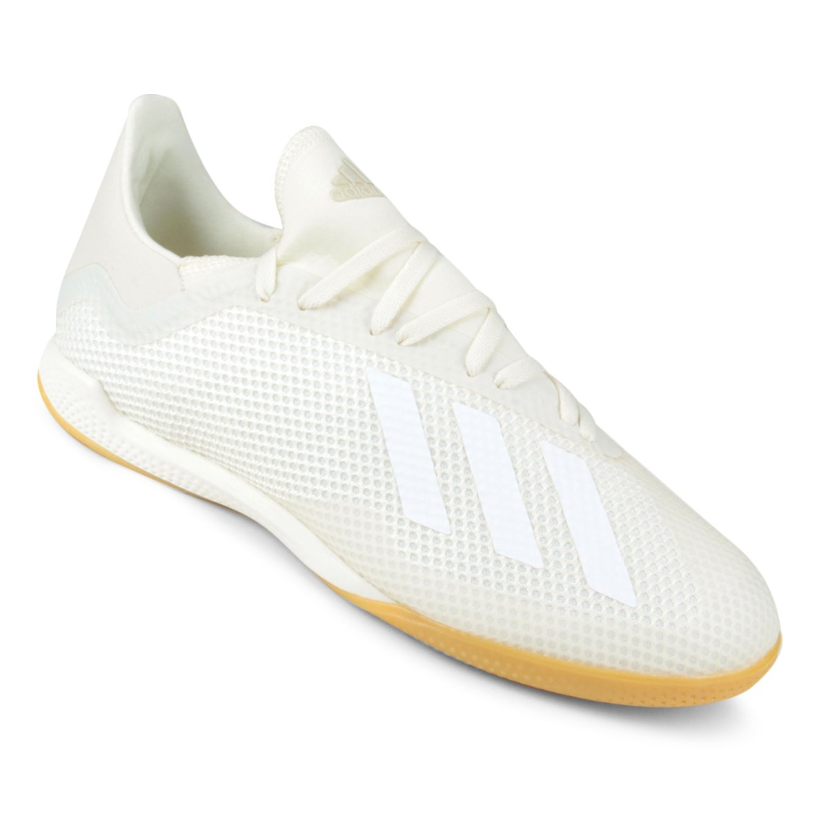 Chuteira Futsal Adidas X Tango 18 3 IN - Branco - Compre Agora ... ce97b8957fe85