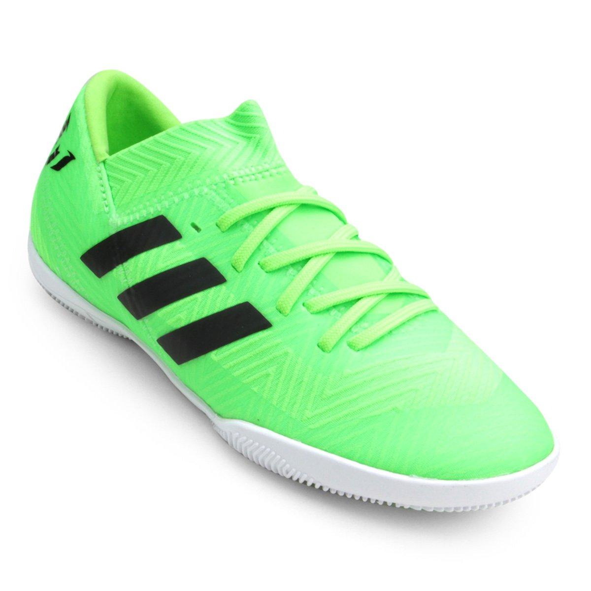 131aa554af Chuteira Futsal Infantil Adidas Nemeziz Messi 18 3 IN
