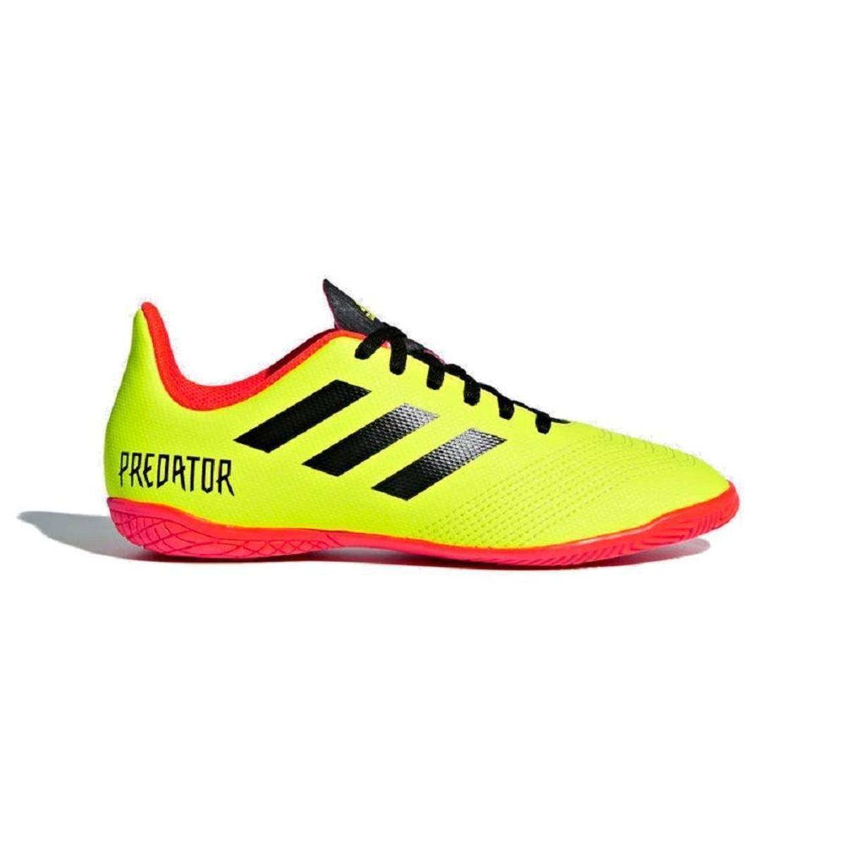 27c87f9cd1 Chuteira Futsal Infantil Adidas Predator 18 4 IN - Compre Agora ...
