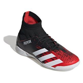 Chuteira Futsal Infantil Adidas Predator 20 3 IN Jr