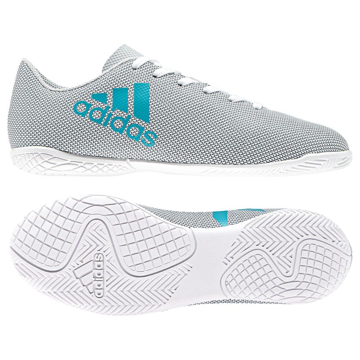 ea7ea34b39 Chuteira Futsal Infantil Adidas X 17.4 IN