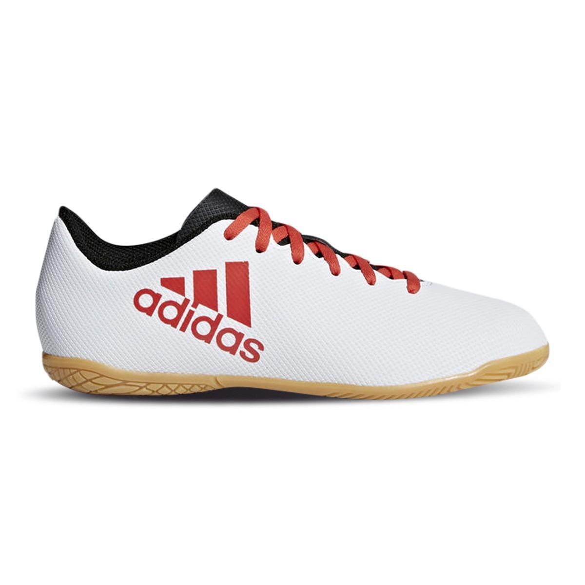 a6d500f2fd Chuteira Futsal Infantil Adidas X 17.4 IN - Compre Agora