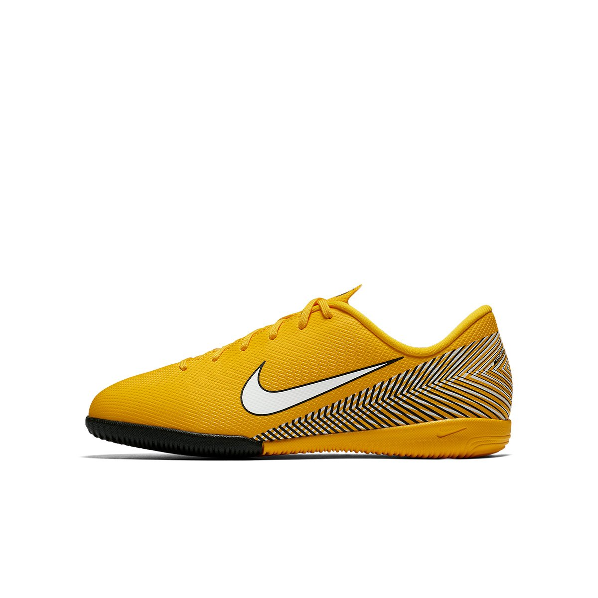 93294464aaa84 Chuteira Futsal Infantil Nike Mercurial Academy GS Neymar IC - Amarelo e  Preto | Allianz Parque Shop