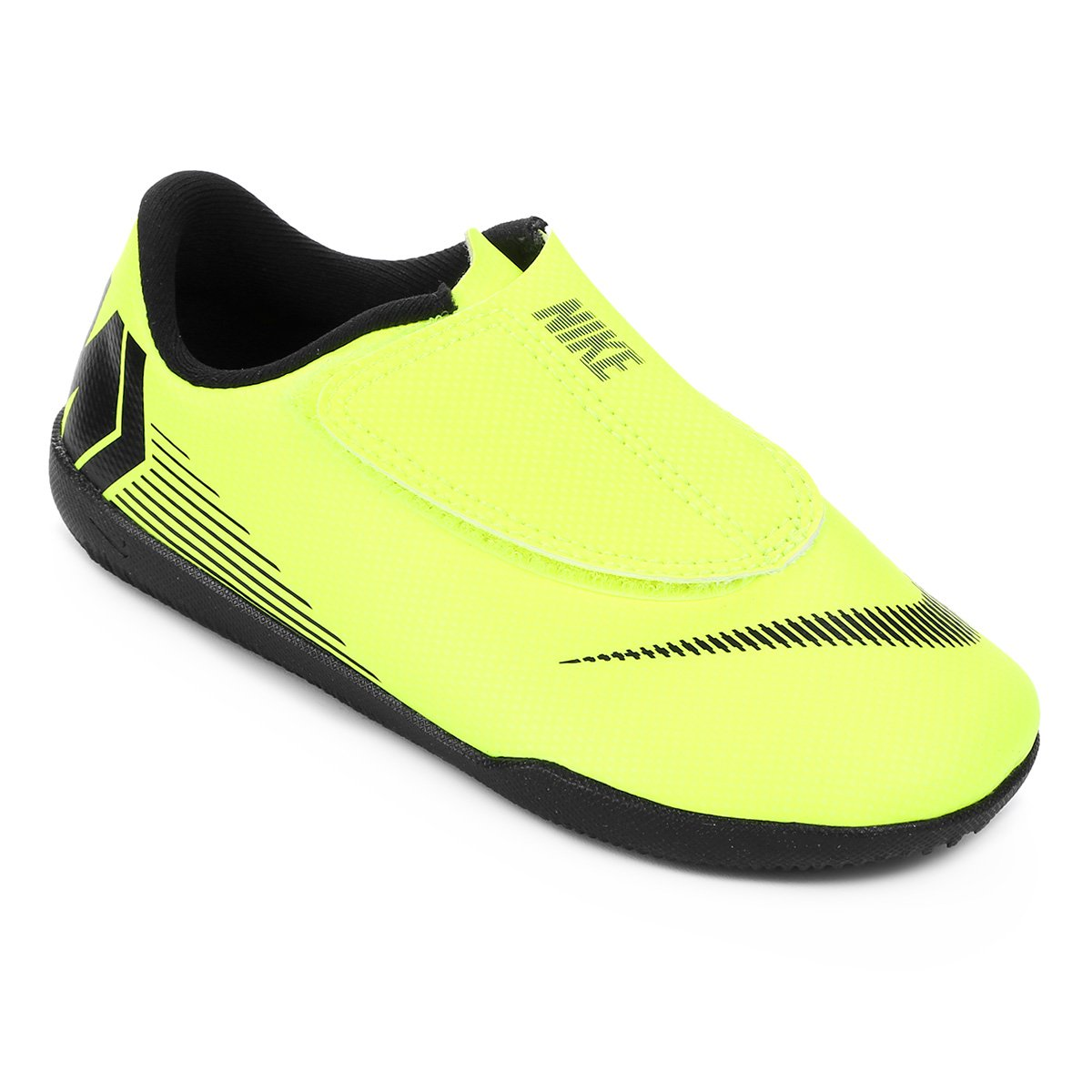 6a68fd0487 Chuteira Futsal Infantil Nike Mercurial Vapor 12 Club PS IC ...